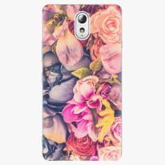 iSaprio Plastový kryt - Beauty Flowers - Lenovo P1m