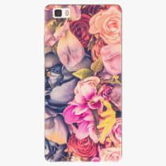 iSaprio Plastový kryt - Beauty Flowers - Huawei Ascend P8 Lite