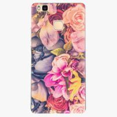 iSaprio Plastový kryt - Beauty Flowers - Huawei Ascend P9 Lite