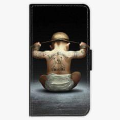 iSaprio Flipové pouzdro - Crazy Baby - Huawei Nova