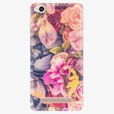 iSaprio Plastový kryt - Beauty Flowers - Xiaomi Redmi 4A