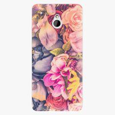 iSaprio Plastový kryt - Beauty Flowers - HTC One Mini