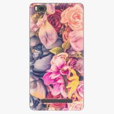 iSaprio Plastový kryt - Beauty Flowers - Xiaomi Mi4C