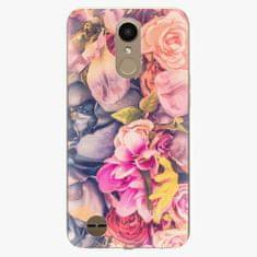 iSaprio Plastový kryt - Beauty Flowers - LG K10 2017