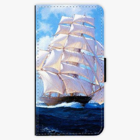 iSaprio Flipové pouzdro - Sailing Boat - Sony Xperia XZ