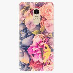 iSaprio Plastový kryt - Beauty Flowers - Xiaomi Redmi Note 4