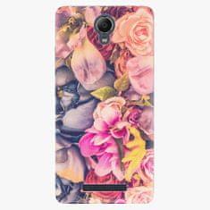 iSaprio Plastový kryt - Beauty Flowers - Xiaomi Redmi Note 2