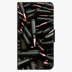 iSaprio Flipové pouzdro - Black Bullet - Huawei P10 Plus