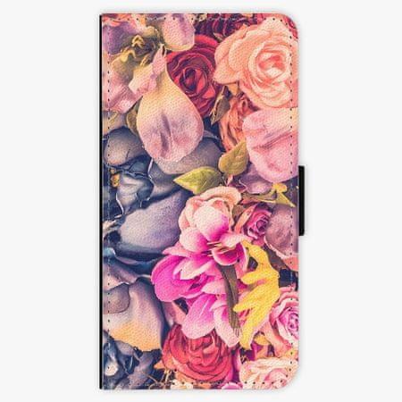 iSaprio Flipové pouzdro - Beauty Flowers - Sony Xperia XZ