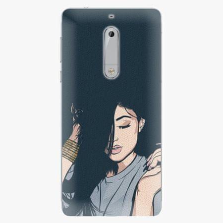iSaprio Plastový kryt - Swag Girl - Nokia 5