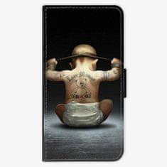 iSaprio Flipové pouzdro - Crazy Baby - iPhone 8 Plus