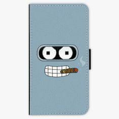iSaprio Flipové pouzdro - Bender - iPhone X