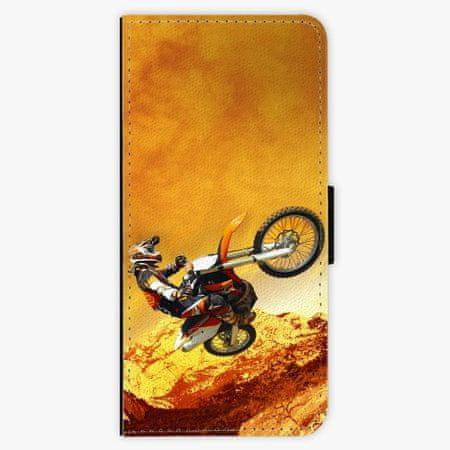 iSaprio Flipové pouzdro - Motocross - Samsung Galaxy S8 Plus