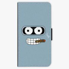 iSaprio Flipové pouzdro - Bender - iPhone 8 Plus