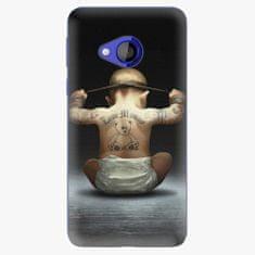 iSaprio Plastový kryt - Crazy Baby - HTC U Play