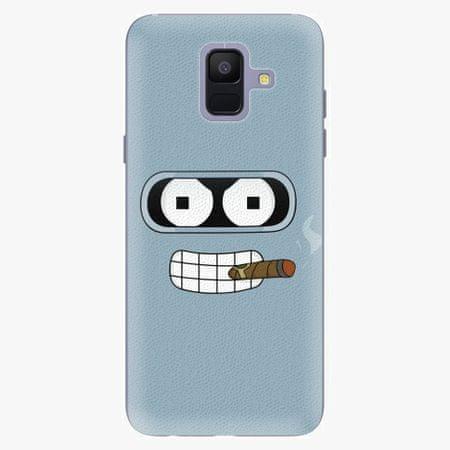 iSaprio Silikonové pouzdro - Bender - Samsung Galaxy A6
