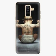 iSaprio Plastový kryt - Crazy Baby - Samsung Galaxy A6 Plus