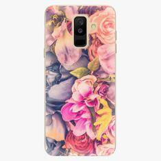 iSaprio Plastový kryt - Beauty Flowers - Samsung Galaxy A6 Plus