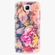 iSaprio Plastový kryt - Beauty Flowers - Samsung Galaxy S4 Mini
