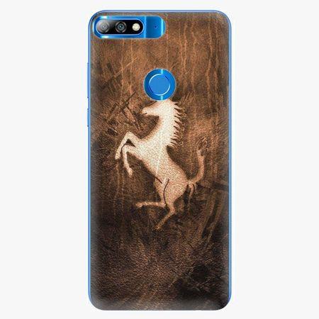 iSaprio Plastový kryt - Vintage Horse - Huawei Y7 Prime 2018