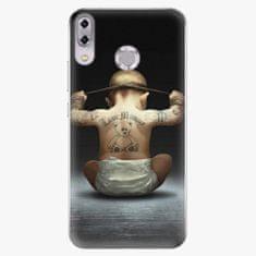iSaprio Plastový kryt - Crazy Baby - Asus ZenFone 5 ZE620KL