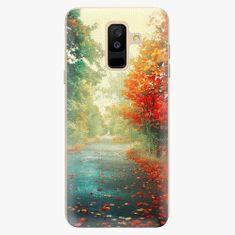 iSaprio Plastový kryt - Autumn 03 - Samsung Galaxy A6 Plus