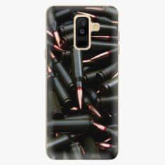 iSaprio Plastový kryt - Black Bullet - Samsung Galaxy A6 Plus