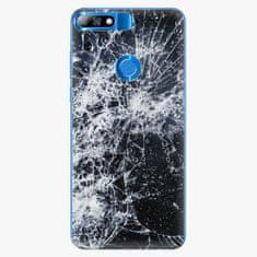 iSaprio Plastový kryt - Cracked - Huawei Y7 Prime 2018