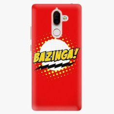 iSaprio Plastový kryt - Bazinga 01 - Nokia 7 Plus