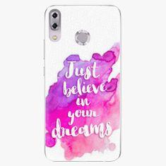 iSaprio Plastový kryt - Believe - Asus ZenFone 5 ZE620KL