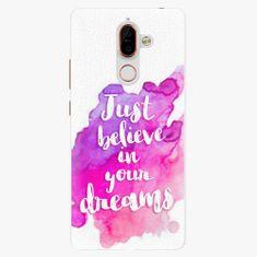 iSaprio Plastový kryt - Believe - Nokia 7 Plus