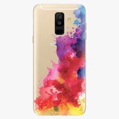 iSaprio Plastový kryt - Color Splash 01 - Samsung Galaxy A6 Plus
