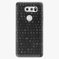 iSaprio Plastový kryt - Ampersand 01 - LG V30