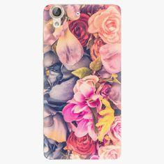 iSaprio Plastový kryt - Beauty Flowers - Huawei Y6 II