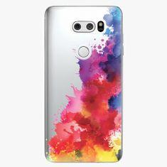 iSaprio Plastový kryt - Color Splash 01 - LG V30
