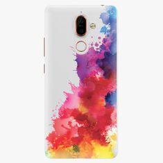 iSaprio Plastový kryt - Color Splash 01 - Nokia 7 Plus