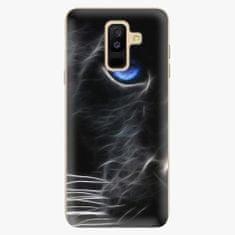iSaprio Plastový kryt - Black Puma - Samsung Galaxy A6 Plus