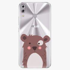 iSaprio Plastový kryt - Brown Bear - Asus ZenFone 5 ZE620KL