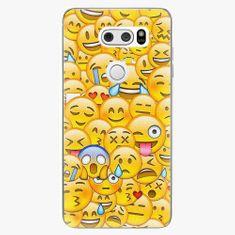 iSaprio Plastový kryt - Emoji - LG V30