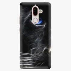 iSaprio Plastový kryt - Black Puma - Nokia 7 Plus
