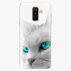 iSaprio Plastový kryt - Cats Eyes - Samsung Galaxy A6 Plus