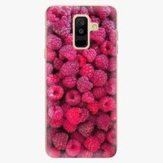 iSaprio Plastový kryt - Raspberry - Samsung Galaxy A6 Plus