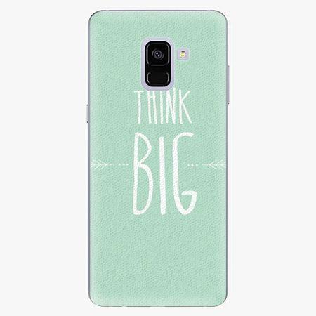 iSaprio Plastový kryt - Think Big - Samsung Galaxy A8 Plus