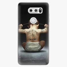 iSaprio Plastový kryt - Crazy Baby - LG V30