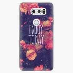 iSaprio Plastový kryt - Enjoy Today - LG V30