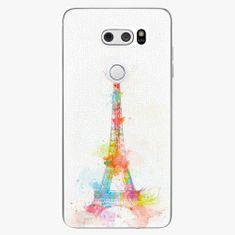 iSaprio Plastový kryt - Eiffel Tower - LG V30