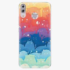 iSaprio Plastový kryt - Cats World - Asus ZenFone 5 ZE620KL