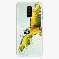 iSaprio Plastový kryt - Born to Fly - Samsung Galaxy A6 Plus