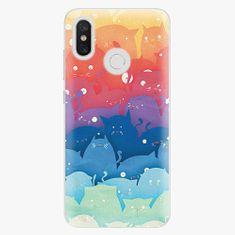 iSaprio Plastový kryt - Cats World - Xiaomi Mi 8