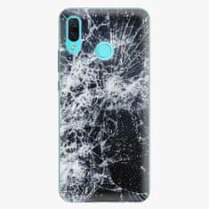 iSaprio Silikonové pouzdro - Cracked - Huawei Nova 3